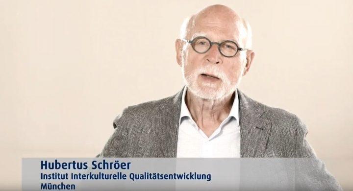 Filmstill mit Hubertus Schröer